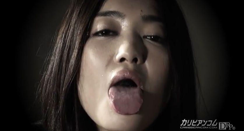 キスしたいの?美熟女・江波りゅう、ねっとり卑猥な誘惑主観ベロキス